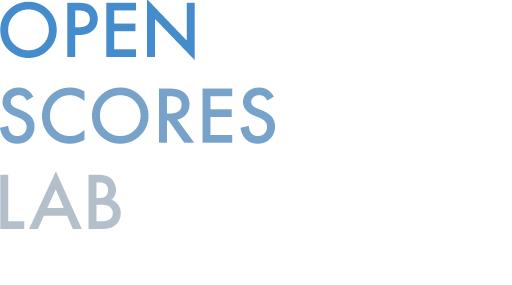 Open Scores Lab