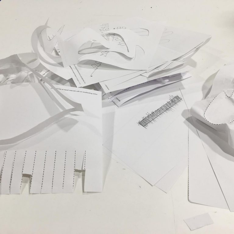 paper opening